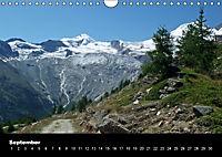 Schweizer Alpen (Wandkalender immerwährend DIN A4 quer) - Produktdetailbild 9