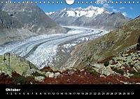 Schweizer Alpen (Wandkalender immerwährend DIN A4 quer) - Produktdetailbild 10