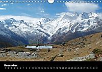 Schweizer Alpen (Wandkalender immerwährend DIN A4 quer) - Produktdetailbild 12