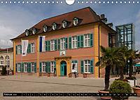 Schwetzinger Stadtansichten (Wandkalender 2018 DIN A4 quer) - Produktdetailbild 2