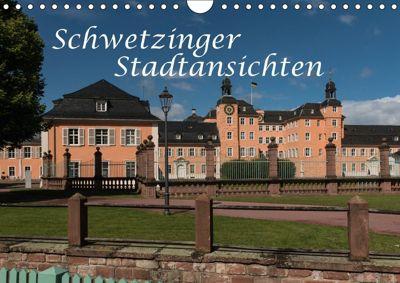 Schwetzinger Stadtansichten (Wandkalender 2018 DIN A4 quer), Axel Matthies