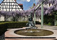 Schwetzinger Stadtansichten (Wandkalender 2018 DIN A4 quer) - Produktdetailbild 4