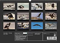 Seeadler - Könige der Lüfte (Wandkalender 2018 DIN A3 quer) - Produktdetailbild 13