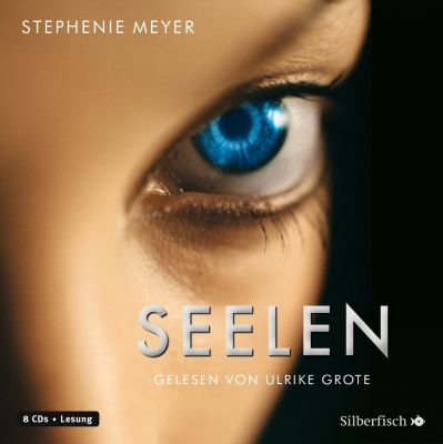 Seelen, 8 Audio-CDs, Stephenie Meyer