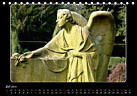 Seelengalerie - Engel in Stein - 1. Edition (Tischkalender 2018 DIN A5 quer) - Produktdetailbild 7