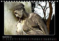 Seelengalerie - Engel in Stein - 1. Edition (Tischkalender 2018 DIN A5 quer) - Produktdetailbild 9
