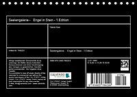 Seelengalerie - Engel in Stein - 1. Edition (Tischkalender 2018 DIN A5 quer) - Produktdetailbild 13