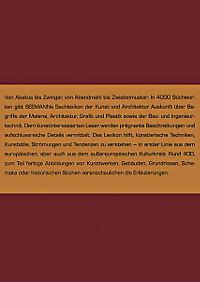 Seemanns Sachlexikon Kunst & Architektur - Produktdetailbild 1