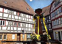 Sehenswertes Bensheim an der Bergstraße (Wandkalender 2018 DIN A3 quer) - Produktdetailbild 4