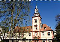 Sehenswertes Bensheim an der Bergstraße (Wandkalender 2018 DIN A3 quer) - Produktdetailbild 5