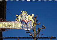 Sehenswertes Bensheim an der Bergstraße (Wandkalender 2018 DIN A3 quer) - Produktdetailbild 11