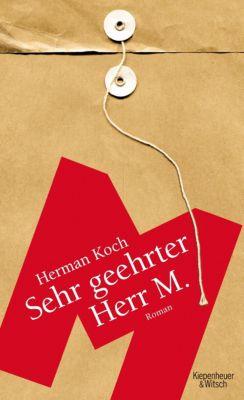 Sehr geehrter Herr M., Herman Koch