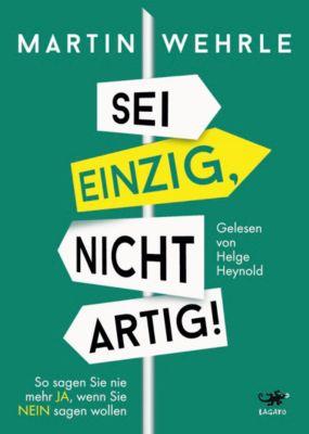 Sei einzig, nicht artig, MP3-CD, Martin Wehrle