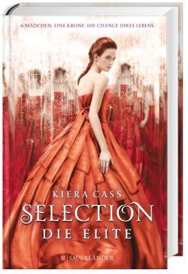 Selection Band 2: Die Elite, Kiera Cass