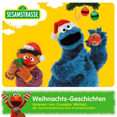 Sesamstrasse Weihnachts-Geschichten, CD