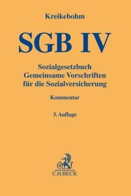 SGB IV, Sozialgesetzbuch, Kommentar