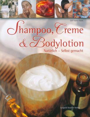 Shampoo, Creme & Bodylotion, Gill Farrer-Halls