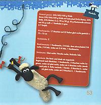 Shaun das Schaf - Mein Strickbuch, mit 2 Rundstricknadeln - Produktdetailbild 6