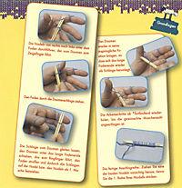 Shaun das Schaf - Mein Strickbuch, mit 2 Rundstricknadeln - Produktdetailbild 2