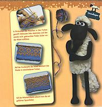 Shaun das Schaf - Mein Strickbuch, mit 2 Rundstricknadeln - Produktdetailbild 4