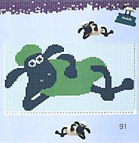 Shaun das Schaf - Mein Strickbuch, mit 2 Rundstricknadeln - Produktdetailbild 10