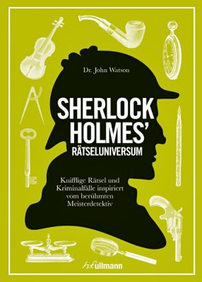 Sherlock Holmes' Rätseluniversum, Tim Dedopulos