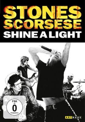 Shine a Light, DVD, The Rolling Stones