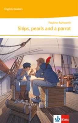 Ships, pearls and a parrot, Pauline Ashworth