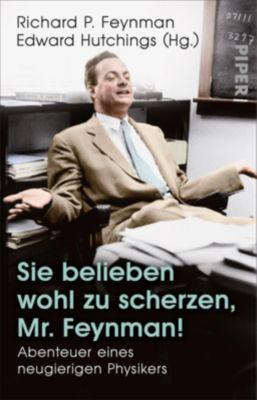 Sie belieben wohl zu scherzen, Mr. Feynman!, Richard P. Feynman