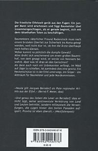 Siggi Baumeister Band 21: Eifel-Krieg - Produktdetailbild 1