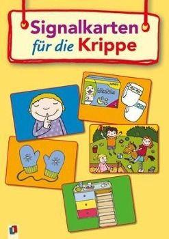 Signalkarten für die Krippe, 40 farb. Karten, Ulrike Blucha, Iris Knauf