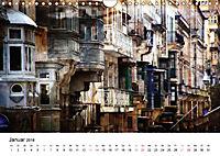 Silberstein porträtiert Valletta (Wandkalender 2018 DIN A4 quer) Dieser erfolgreiche Kalender wurde dieses Jahr mit glei - Produktdetailbild 1