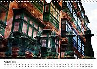 Silberstein porträtiert Valletta (Wandkalender 2018 DIN A4 quer) Dieser erfolgreiche Kalender wurde dieses Jahr mit glei - Produktdetailbild 8