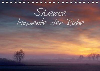 Silence - Momente der Ruhe - Klaus Gerken (Tischkalender 2018 DIN A5 quer), Klaus Gerken