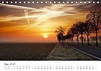 Silence - Momente der Ruhe - Klaus Gerken (Tischkalender 2018 DIN A5 quer) - Produktdetailbild 3