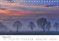 Silence - Momente der Ruhe - Klaus Gerken (Tischkalender 2018 DIN A5 quer) - Produktdetailbild 2