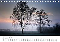 Silence - Momente der Ruhe - Klaus Gerken (Tischkalender 2018 DIN A5 quer) - Produktdetailbild 11