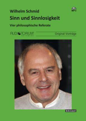 Sinn und Sinnlosigkeit, MP3-CD, Wilhelm Schmid