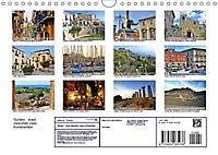 Sizilien - Insel zwischen zwei Kontinenten (Wandkalender 2018 DIN A4 quer) - Produktdetailbild 13