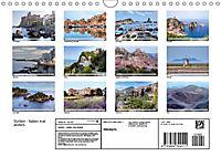 Sizilien - Italien mal anders (Wandkalender 2018 DIN A4 quer) Dieser erfolgreiche Kalender wurde dieses Jahr mit gleiche - Produktdetailbild 13