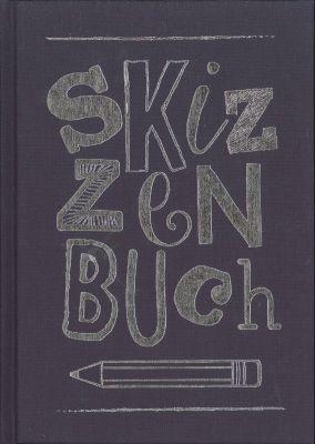 Skizzenbuch Anthrazit, noovio