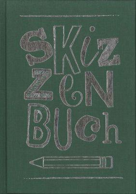 Skizzenbuch Grün, noovio