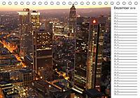 Skylines weltweit (Tischkalender 2018 DIN A5 quer) - Produktdetailbild 12