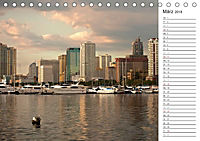 Skylines weltweit (Tischkalender 2018 DIN A5 quer) - Produktdetailbild 3