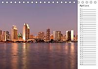 Skylines weltweit (Tischkalender 2018 DIN A5 quer) - Produktdetailbild 4