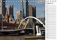 Skylines weltweit (Tischkalender 2018 DIN A5 quer) - Produktdetailbild 8