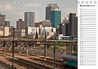 Skylines weltweit (Tischkalender 2018 DIN A5 quer) - Produktdetailbild 11