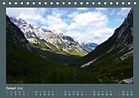 Slowenien - Triglav, Karst und Adria (Tischkalender 2018 DIN A5 quer) - Produktdetailbild 1