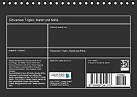 Slowenien - Triglav, Karst und Adria (Tischkalender 2018 DIN A5 quer) - Produktdetailbild 13