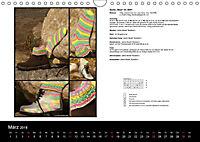 Sockenkalender Bootsocks 2018 (Wandkalender 2018 DIN A4 quer) - Produktdetailbild 3